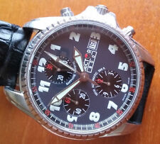 SECTOR 900 CHRONO AUTOMATIC VALJOUX 7750 SWISS MADE
