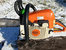 """Stihl MS 290 Chainsaw with an 18"""" Bar and Chain"""