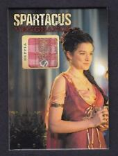 SPARTACUS VENGEANCE COSTUME / RELIC HANNA MANGAM LAWRENCE AS SEPPIA