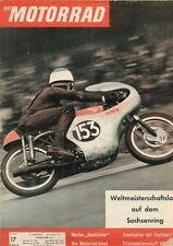 """M6117 + Norton """"Domiracer"""" + Das MOTORRAD Nr. 17 vom 19.8.1961"""