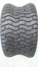 2 - 20X8.00-8 4 Ply Turf Lawn Mower Tires PAIR DS7042  20x8-8