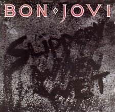 BON JOVI - Slippery When Wet CD ( Remastered, Livin' on a Prayer, Bad Name )