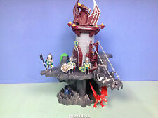 (O4836.5) playmobil citadelle du dragon rouge ref 4836