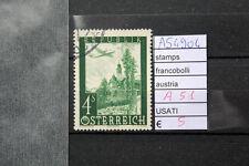 FRANCOBOLLI AUSTRIA USATI N. A51 (A54904)