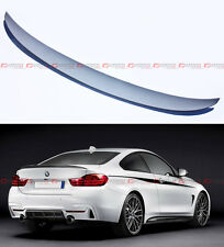PERFORMANCE STYLE PRIMERED FRP TRUNK LID SPOILER WING FOR BMW F32 428i 438i & M4