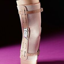 Bell Horn Elastic Hyperextension Knee Brace with Closed Patella, Small, 110S