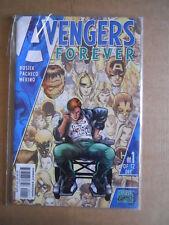 AVENGERS FOREVER #1 of 12  1998   Marvel Comics  [SA38]