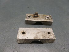 PIPER PA-23-250 AZTEC AIRCRAFT NOSE STEERING BAR TORQUE TUBE BUSHING BLOCK ASSY