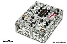 Skin Decal Wrap for PIONEER DJM-400 DJ Mixer CD Pro Audio DJM400 Parts BALLIN