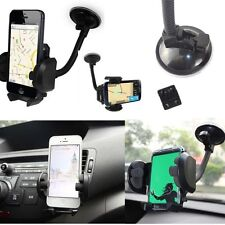 360°Rotation Car Mount Holder Windshield Bracket for GPS Phone MP3 MP4
