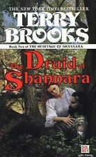 THE DRUID OF SHANNARA Book 2 of The Heritage Series by Terry Brooks 1992,Pb LN