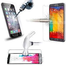 Hartglas Schutzfolie für Alcatel One Touch Pop C7 Displayschutz in Kristallklar