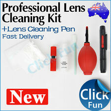 AU stock PRO 7 in 1 Camera Lens Cleaning Kit + Pen Cleaner Set For Canon SLR EOS