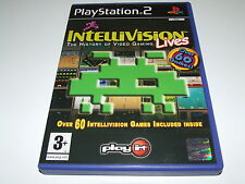 INTELLIVISION lives: the history of videogaming pour PS2 (pal) complet