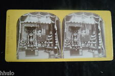 STA842 Exposition Universelle 1867 STEREO albumen Photo stereoview 19èm