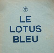 REVUE THEOSOPHIQUE LE LOTUS BLEU 1967 No 11 BLAVATSKY ASTROLOGIE SCIENCE OCCULTE