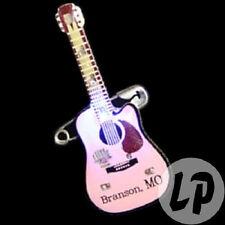 badge LED lumineuse guitare seche-accessoire mode