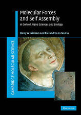 Molecular Forces and Self Assembly: In Colloid, Nano Sciences and Biology by...