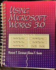 Using Microsoft Works 3.0 **LOW LOW PRICE** FREE SHIPPING