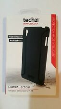 TECH 21 D30 CLASSIC TACTICAL PHONE CASE FOR SONY XPERIA Z3 BLACK MODELSUPM43954