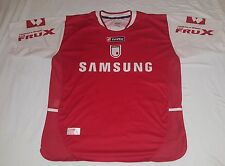 2005 INDEPENDIENTE SANTA FE HOME LOTTO LARGE EL CAMPIN COLOMBIA JERSEY