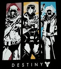 Destiny Bungie Lootgaming Hunter Titan Warlock Men's XXL Shirt