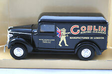 Matchbox of Yesteryear No:Y-12 1937 GMC Van in COBLIN Electric Cleaners Logo MIB