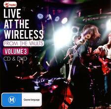 //  TRIPLE J -LIVE AT THE WIRELESS-VOL 3/VARIOUS ARTISTS -BONUS DVD EDT.-as new