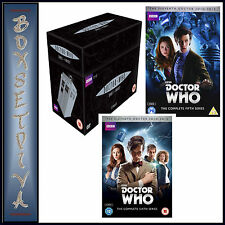DOCTOR WHO -  COMPLETE SERIES 1 2 3 4 5 & 6 *BRAND NEW DVD*