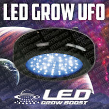 LED UFO VEG BOOSTER Grow Light 135w 3 watt HIGH OUTPUT BLUE HYDROPONIC 135 CLONE