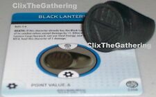 BLACK LANTERN RING #S308/R308 War of Light DC HeroClix