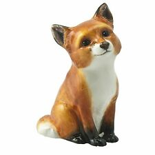"John Beswick Hand Painted Ceramic ""Fox Cub""  Figurine"