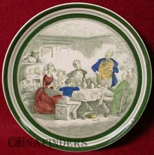 ADAMS china DICKENS Micawber Copperfield SALAD PLATE
