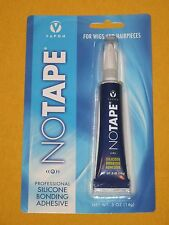 Vapon No Tape Professional Silicon Adhesive Bonding Glue 14 g~Wigs & Hairpiece.