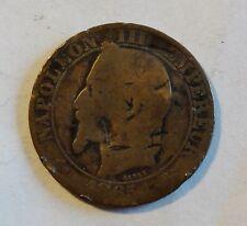 France / Frankreich - 5 Centimes - 1865 A - Napoleon III. - nur s erhalten (2357