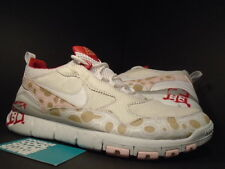 2008 Nike Air WILDWOOD MAX 90 FREE TRAIL PREMIUM ACG RAT WHITE PINK RED TAN 11