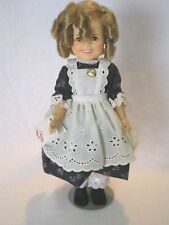 """Shirley Temple Littlest Rebel Doll by Ideal NRFB 12"""" Vintage"""