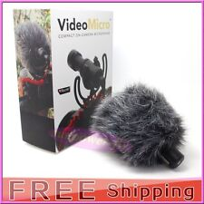 For Rode VideoMicro Compact On-Camera Microphone New