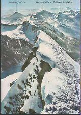 Alte Postkarte - Kleinglockner