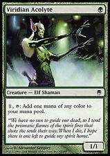 Viridian Acolyte x4 EX/PLAYED Darksteel MTG Magic Green Common