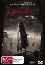 Zombies aka Wicked Little Things (DVD, 2007)