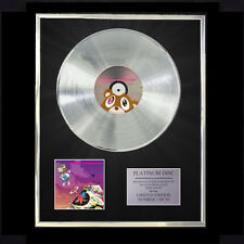 KANYE WEST GRADUATION   CD PLATINUM DISC FREE P+P!!