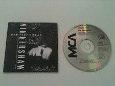 Nik Kershaw - ONE STEP AHEAD / THE RIDDLE / WOULDN´T IT BE GOOD..4 Trk CD Single