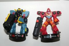 Transformers Attacktix Hot Shot and Rodimus