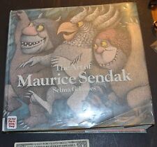 The Art of Maurice Sendak by Selma G. Lanes and Robert Morton (1980, Hardcover)
