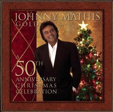 JOHNNY MATHIS: A 50TH ANNIVERSARY CHRISTMAS CELEBRATION - CD - Sealed