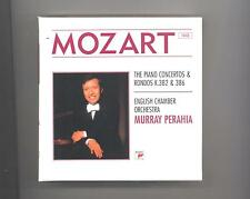 (CD) Mozart: Complete Piano Ctos / 10 CDs / Murray Perahia; English Chamber Orch