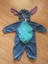 Disney Store LiLo And STITCH 626 Halloween Costume 18 months Euc
