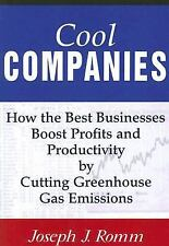 Cool Companies: How the Best Businesses Boost Profits and Productivity-ExLibrary