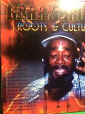 Coxsone Records Roots & Culture Barry Brown  LP